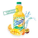 Sunny Delight Tropical