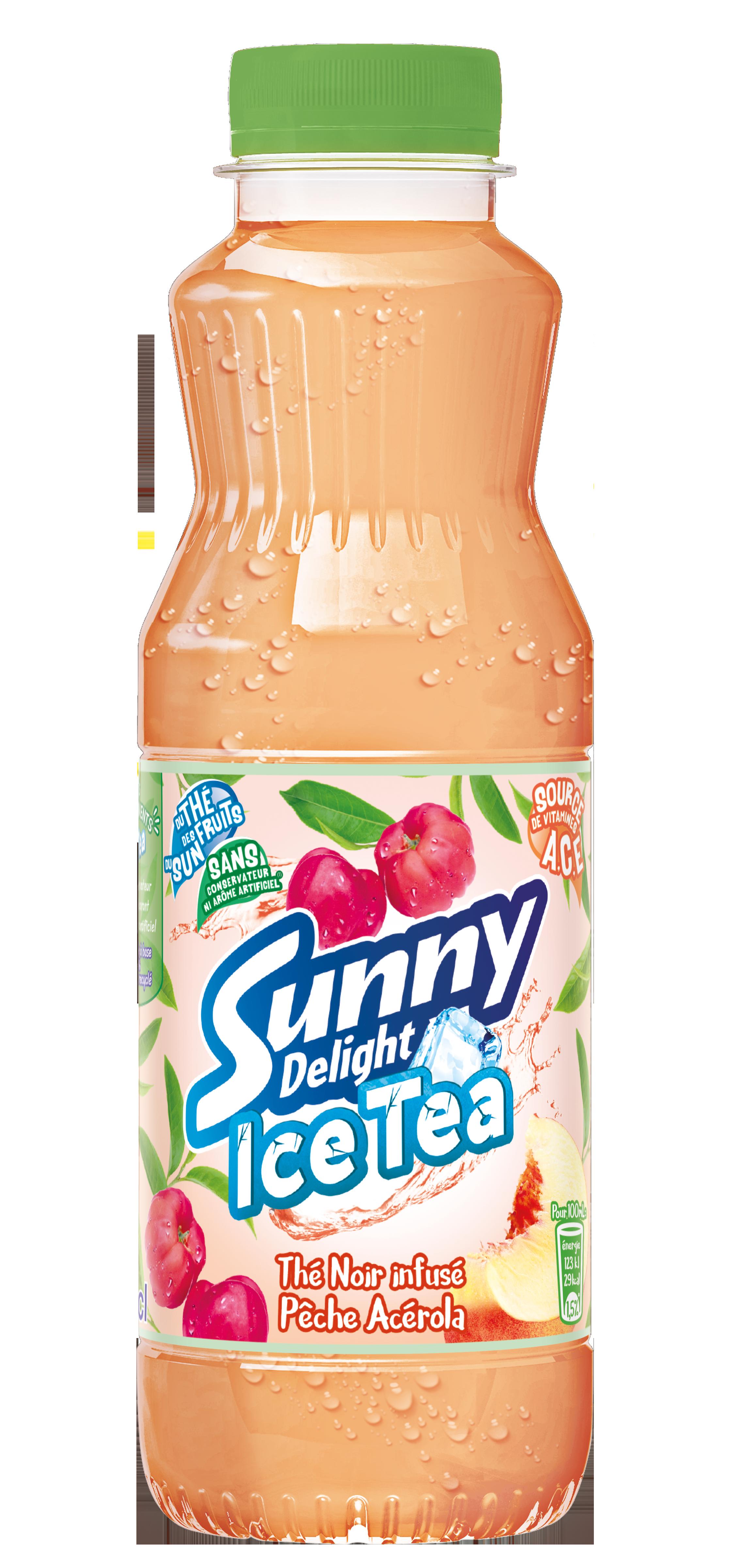 Sunny Delight Ice Tea Pêche Acérola