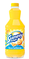 Sunny Delight Doux California