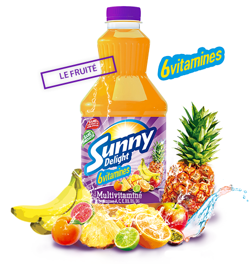 Sunny Delight Multivitaminé